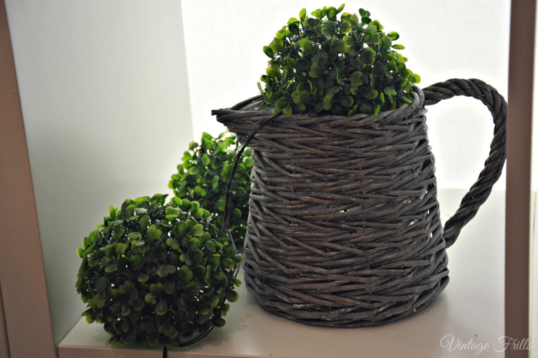Next Summer 15 Press Day Basket Jug Flower Pot