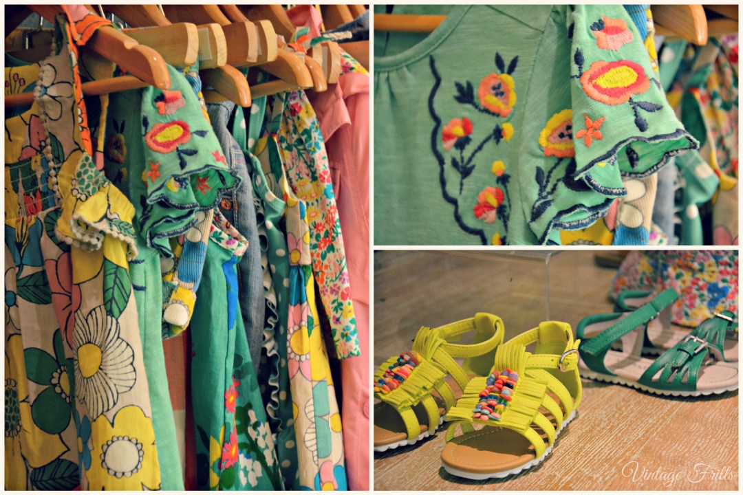 Next Summer 15 Press Day Colourful Children's Clothes