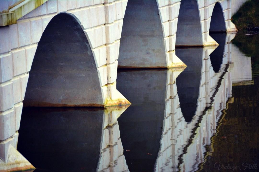 Painshill Bridge