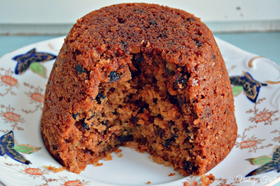 Traditional Spotted Dick Recipe