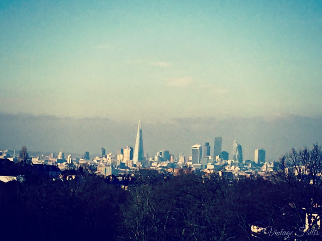 View of London from the Horniman Museum