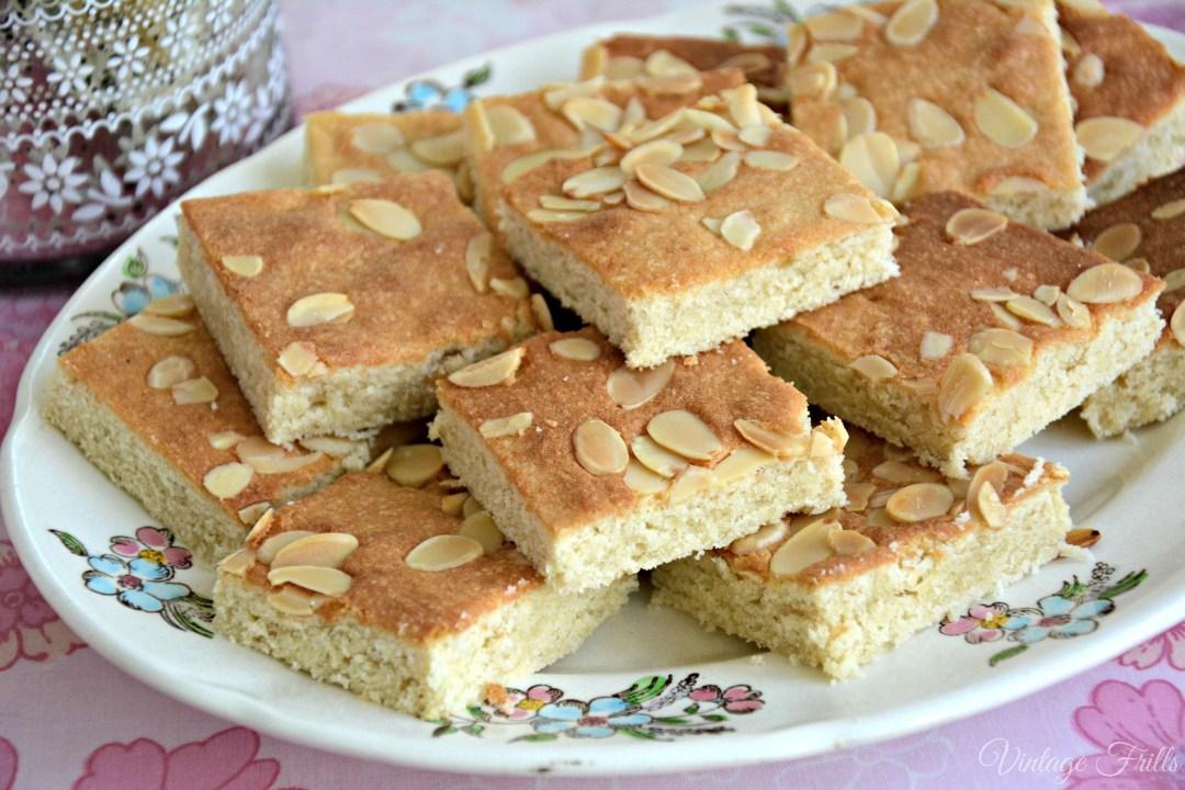 1930s Almond Cake