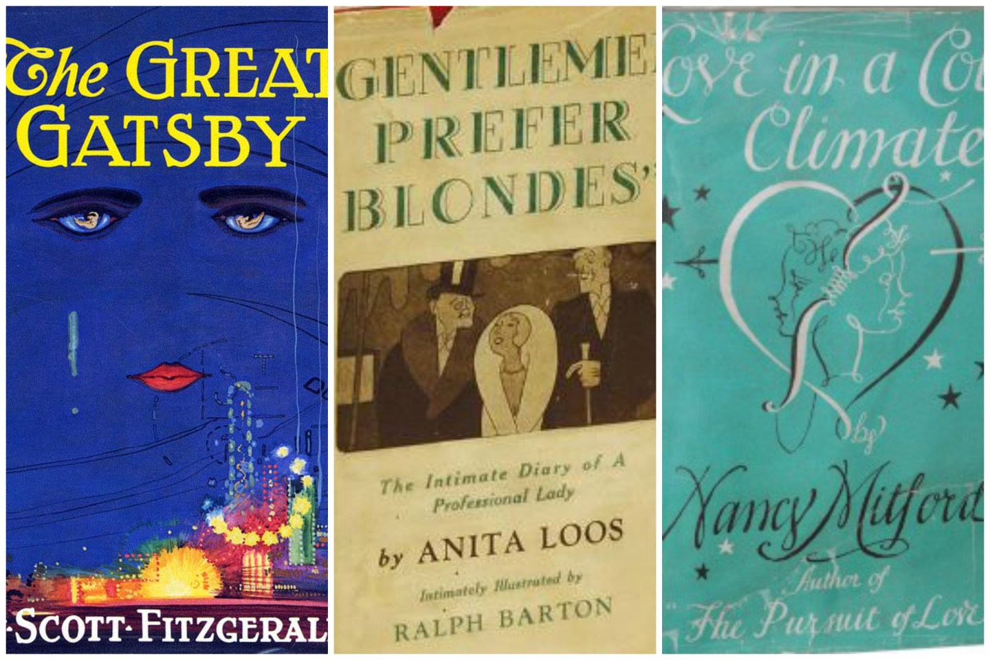 20s and 30s novels