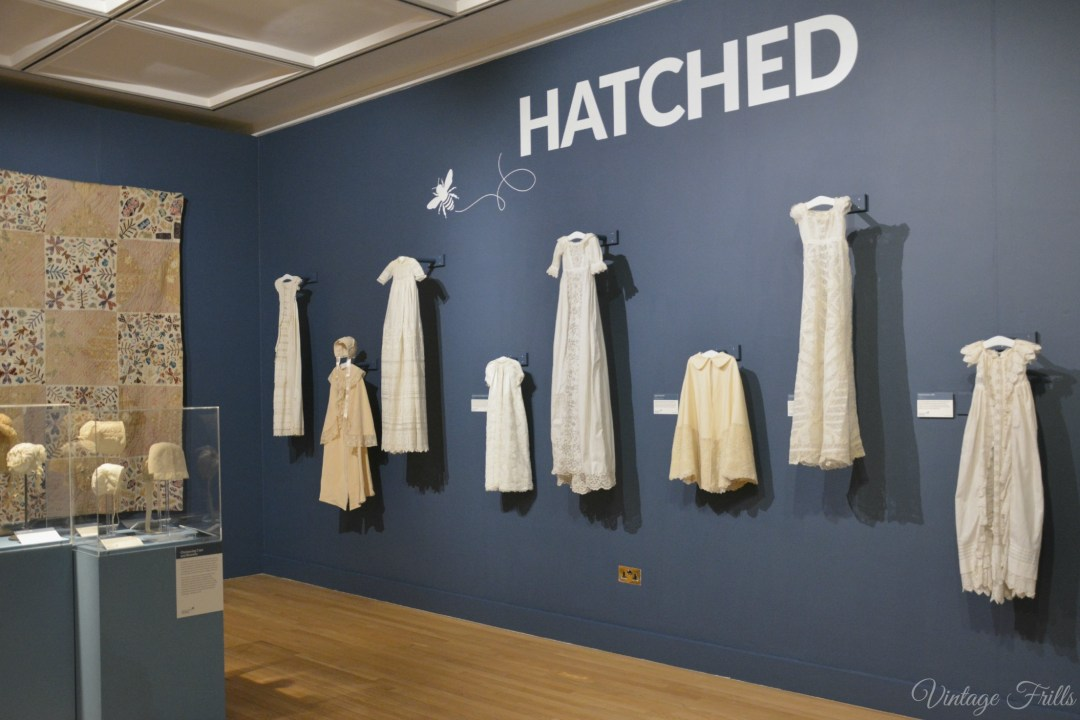 Hatched Matched Dispatched Patched Christening Gowns