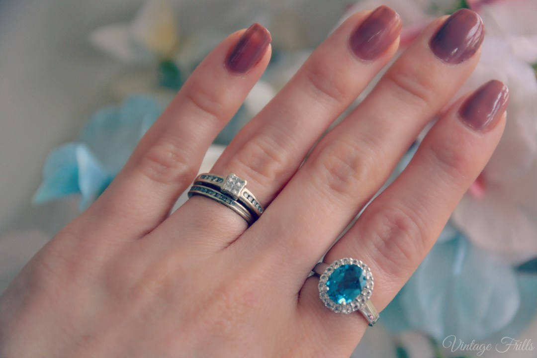 London Blue Topaz Ring Gemporia