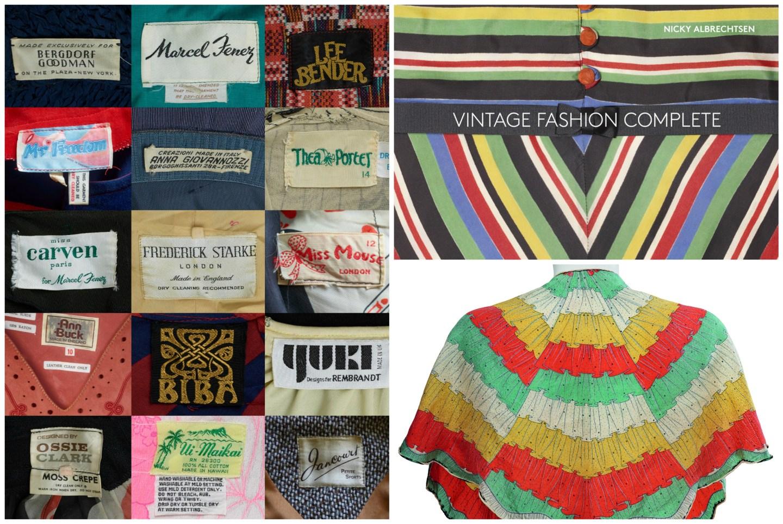 Vintage Fashion Complete 1