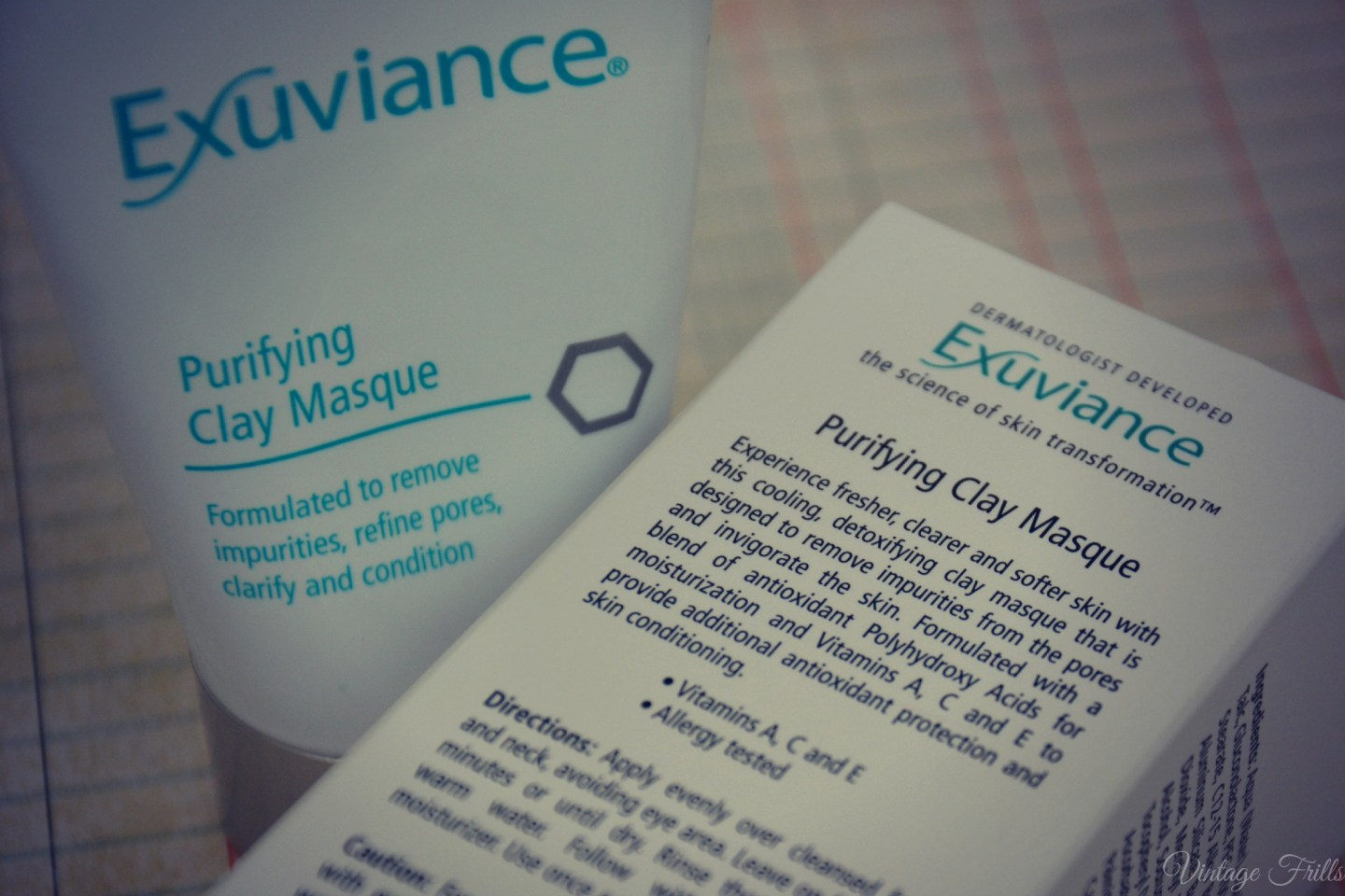 Exuviance Clay Review