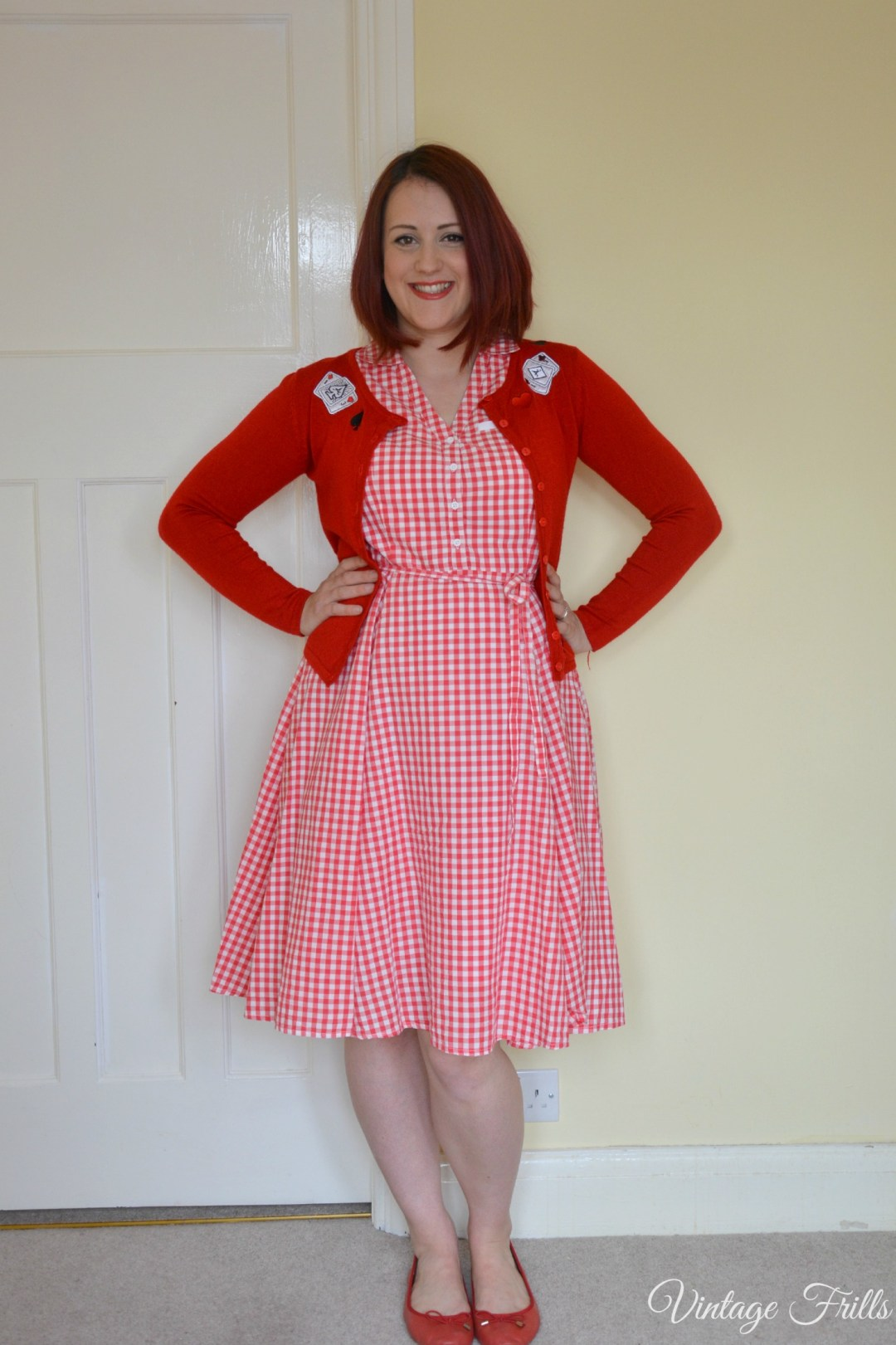 Sainsburys Gingham Shirt Dress