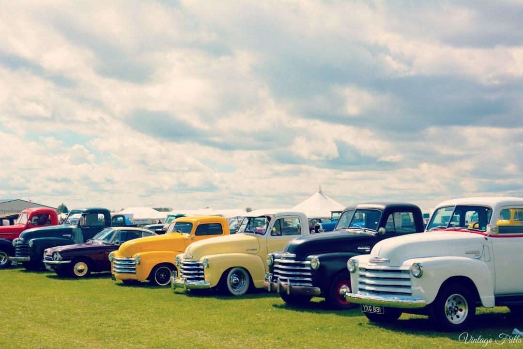 Atomic Festival Classic Pick up Trucks
