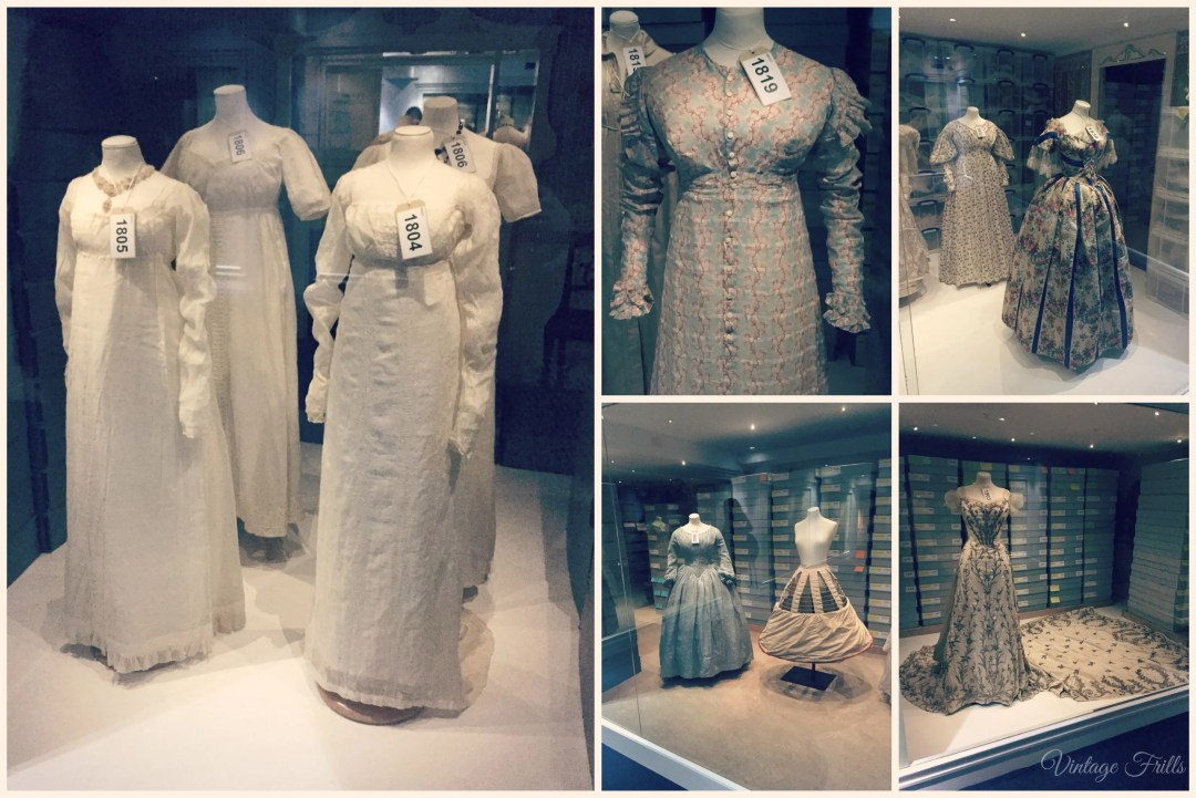 Behind the Scenes at the Fashion Museum Bath