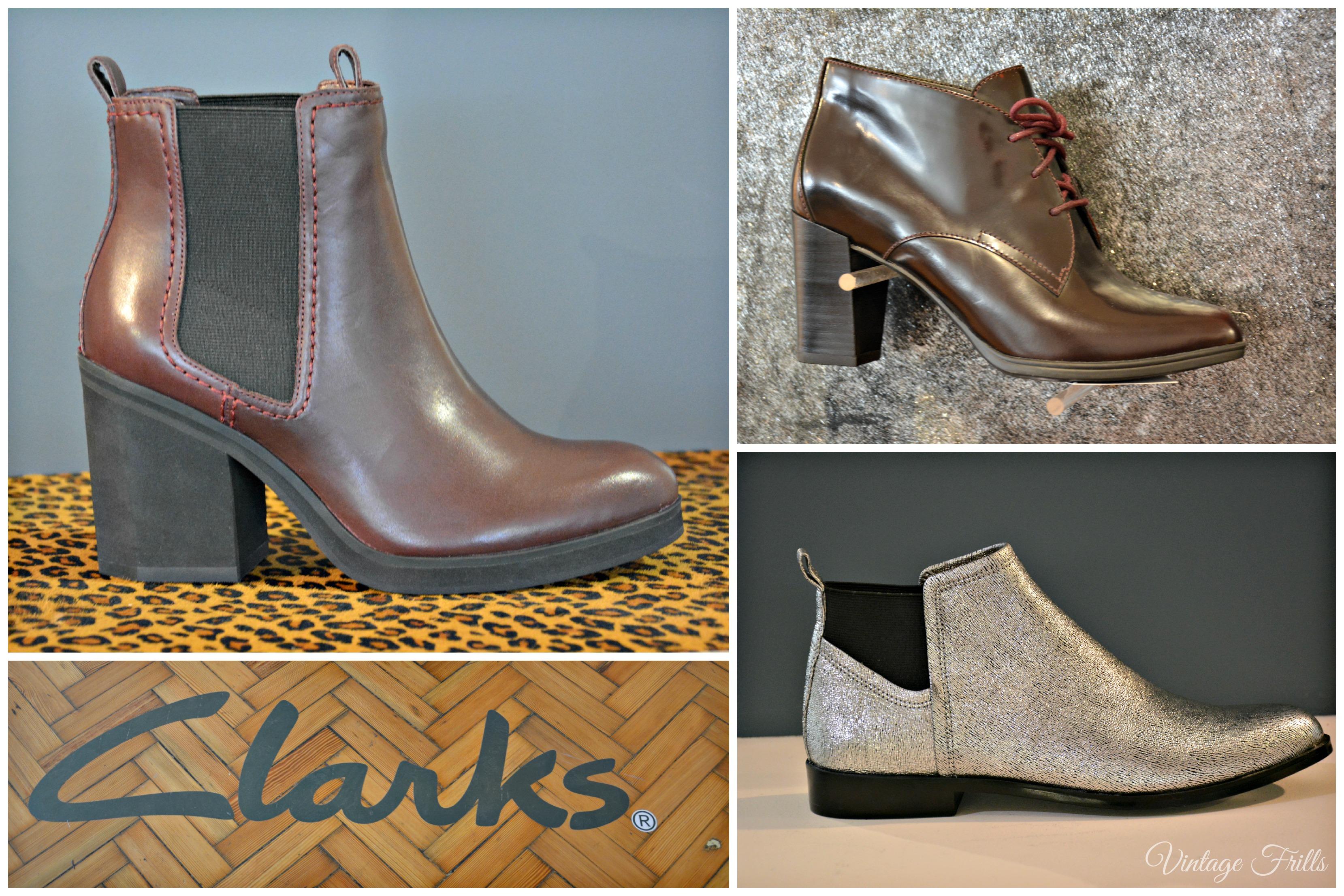 Clarks AW15 Press Day • Vintage Frills