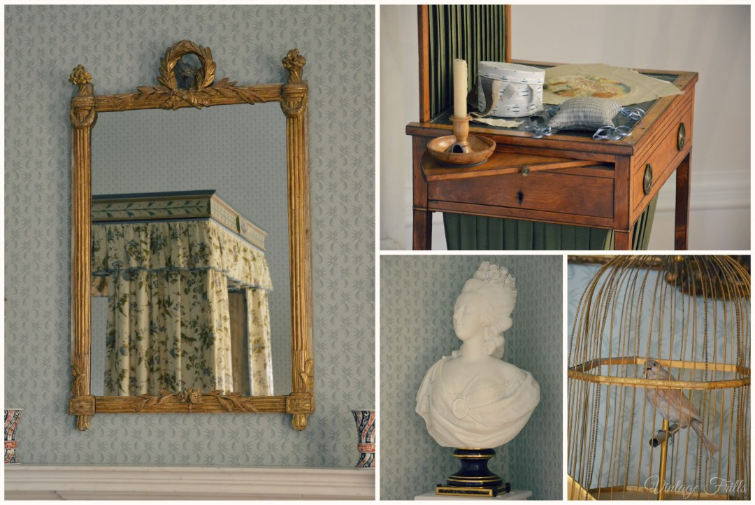 No1 Royal Crescent Ladies Bedroom Details