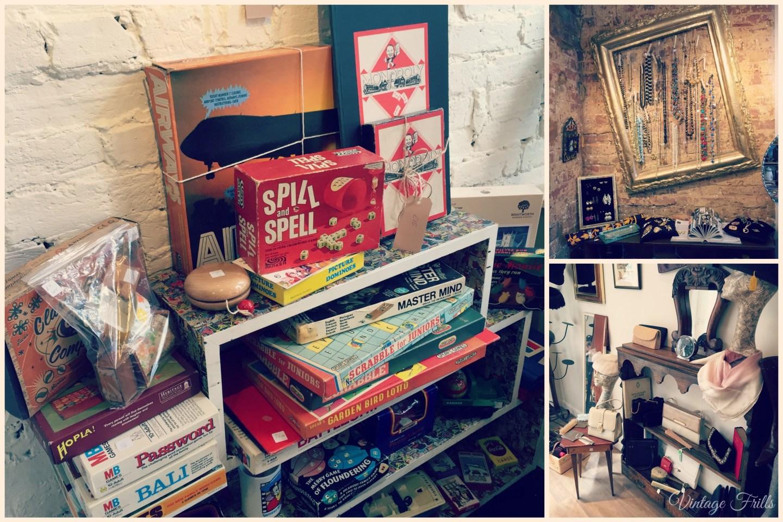 St Wilfreds Vintage Shop Chichester