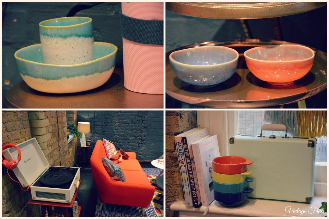 Urban Outfitter AW15 Press Day Retro Homeware