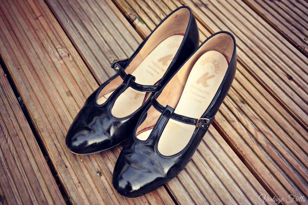 Vintage 1960s K Shoes