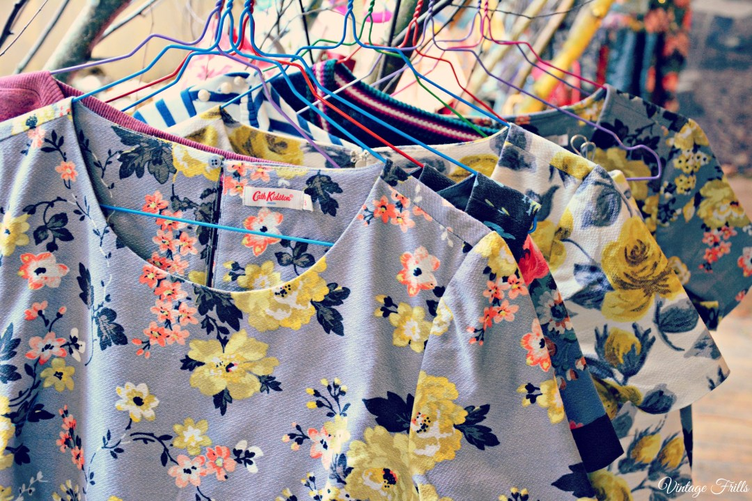 Cath Kidston AW15 Press Day - Floral Dresses