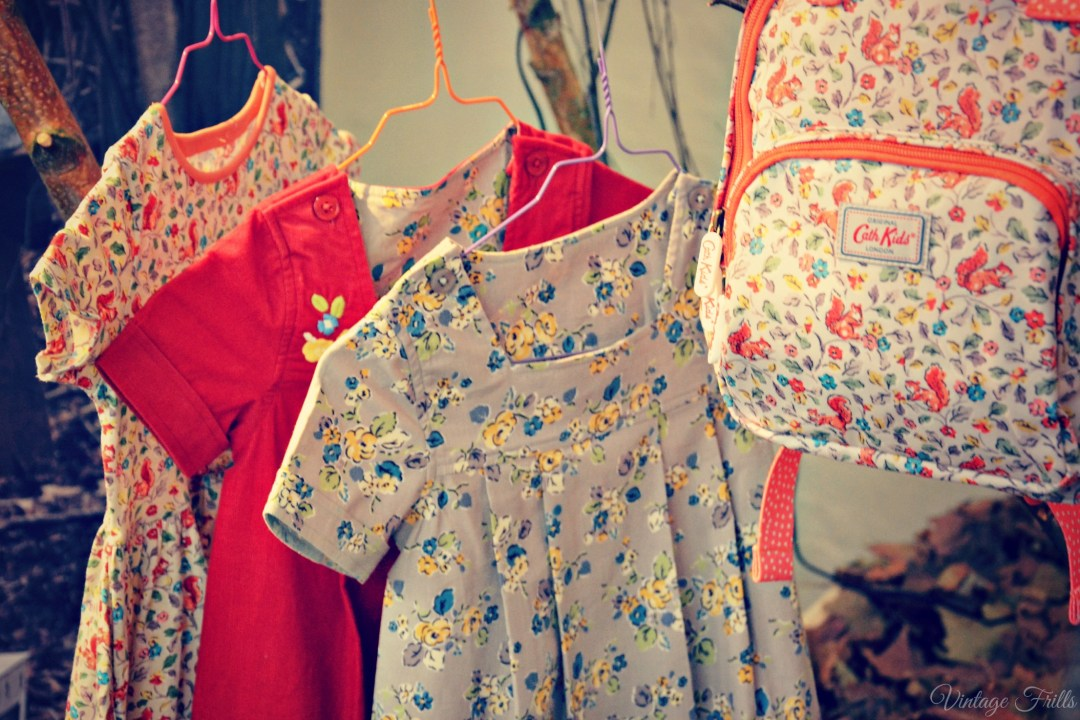 Cath Kidston AW15 Press Day - Girls Dresses