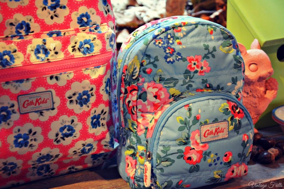 Cath Kidston AW15 Press Day - Kids Backpacks