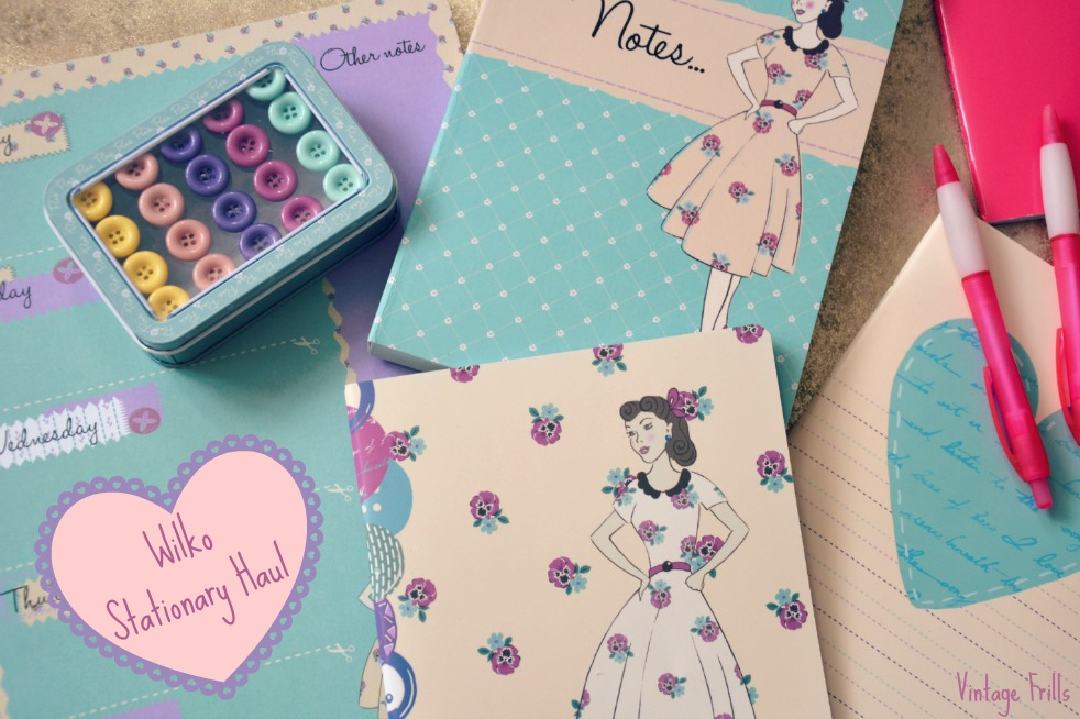 Sewing archives vintage frills wilkos vintage style stationary haul solutioingenieria Choice Image