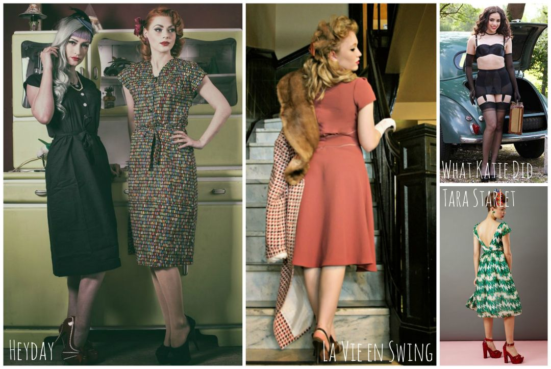 My Top 20 Reproduction Vintage Shops