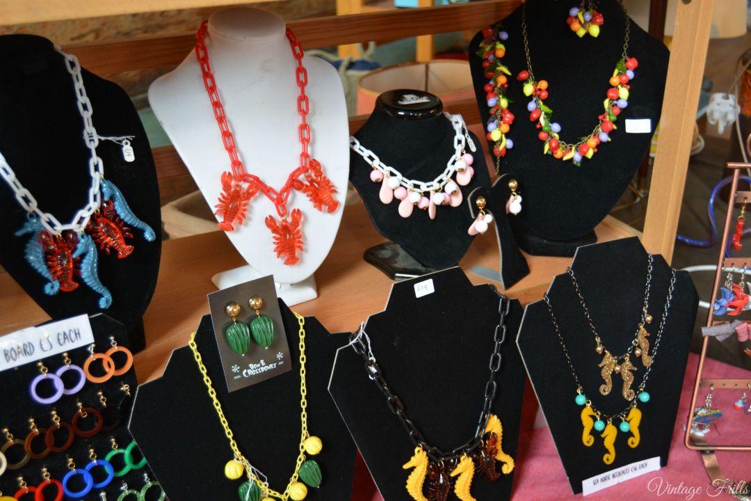 Bow and Crossbones Jewellery Mid Century Market