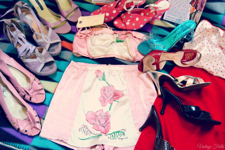 Mid Century Market Vintage Bikini