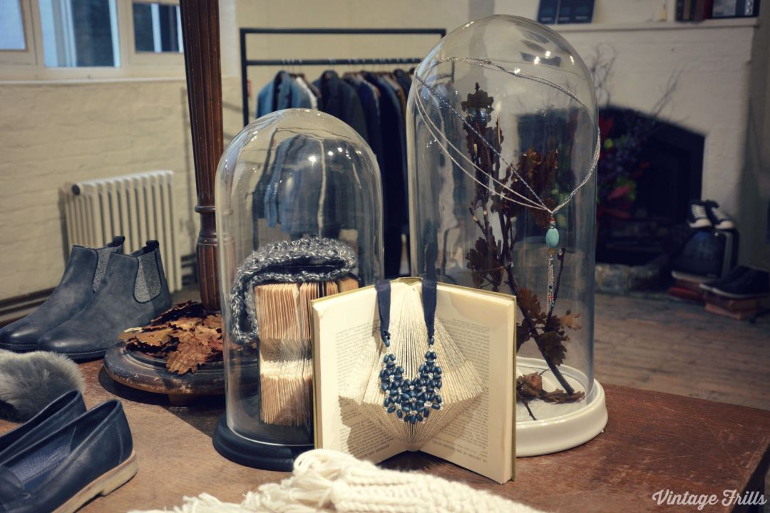 White Stuff AW15 Press Day  Accessories  Vintage Frills