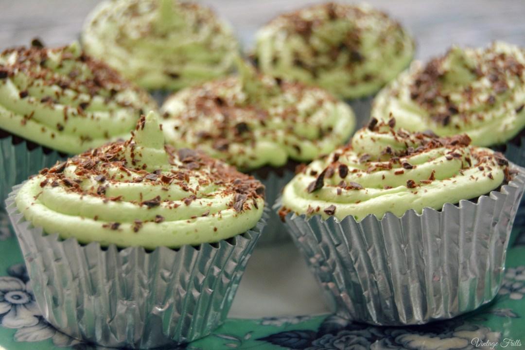 Cupcake Recipes Mint Chocolate