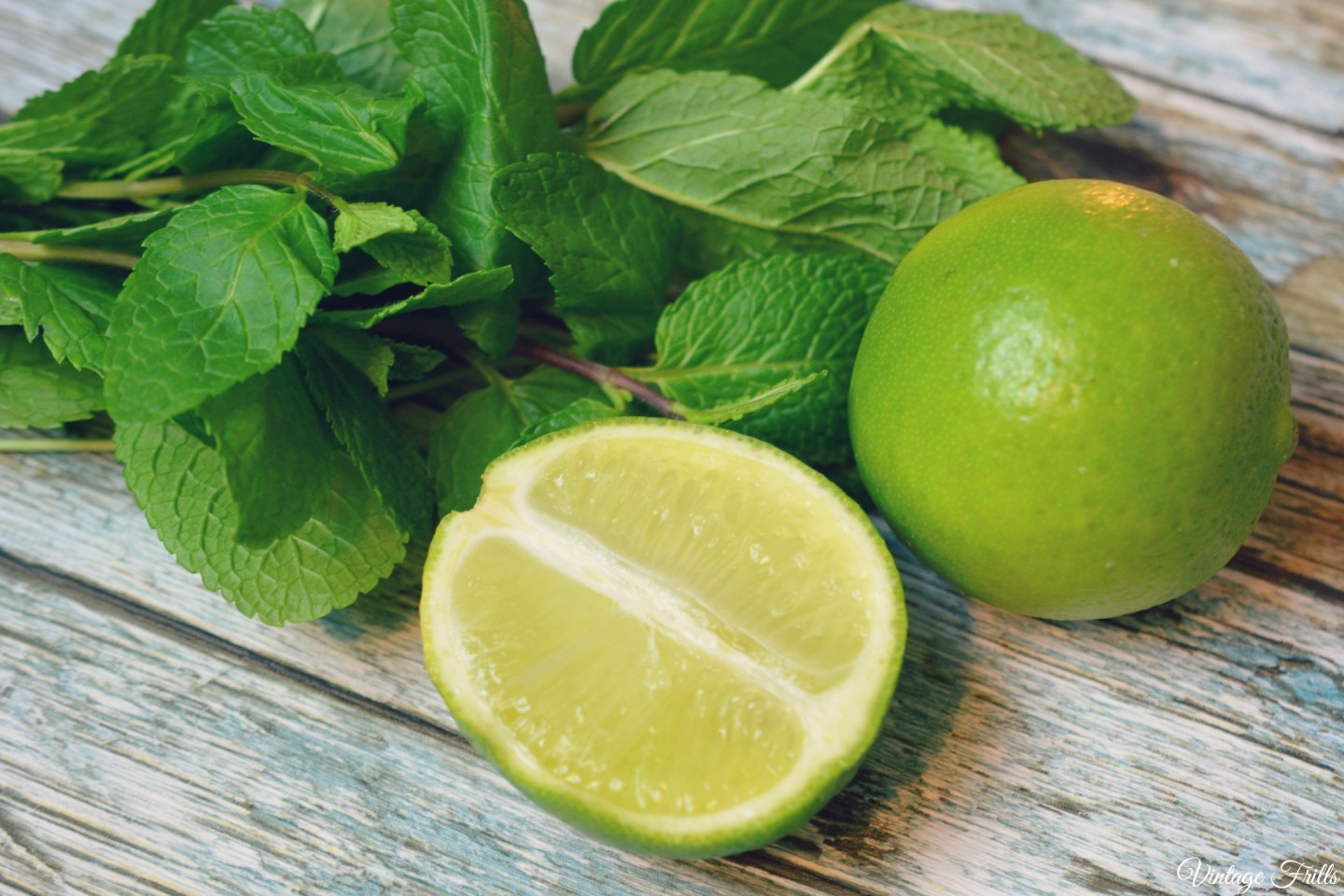 Taste Box Mint and Lime
