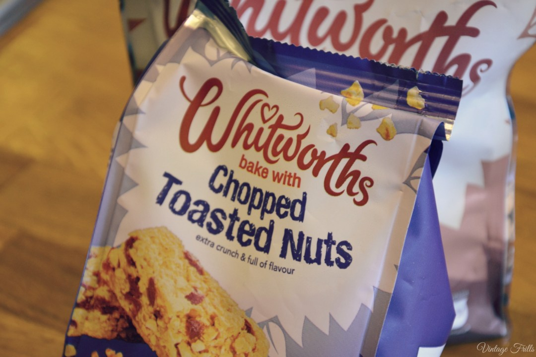Whitworths Chopped Toasted Nuts