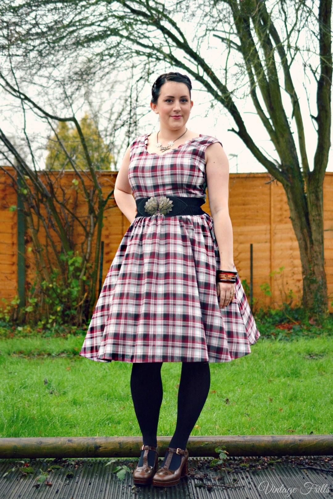 Lindy Bop Daria Dress Review