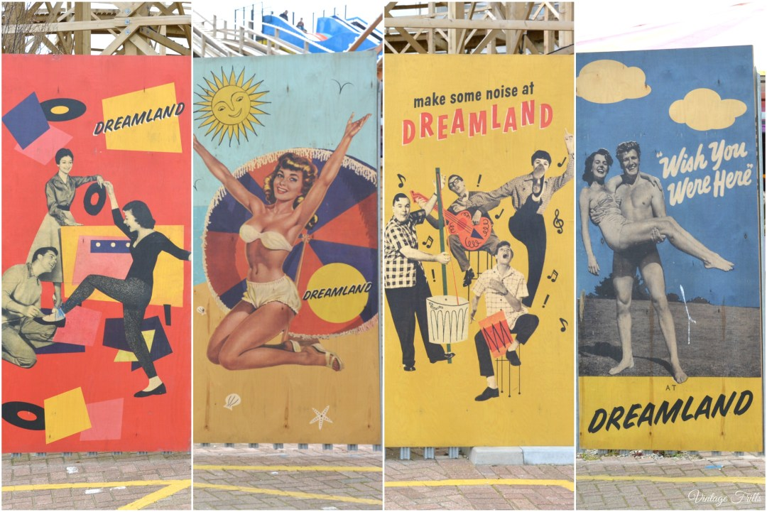 Dreamland Vintage Signs