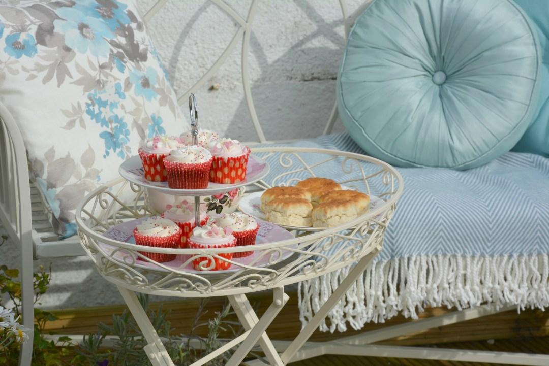 Vintage Afternoon Tea 16