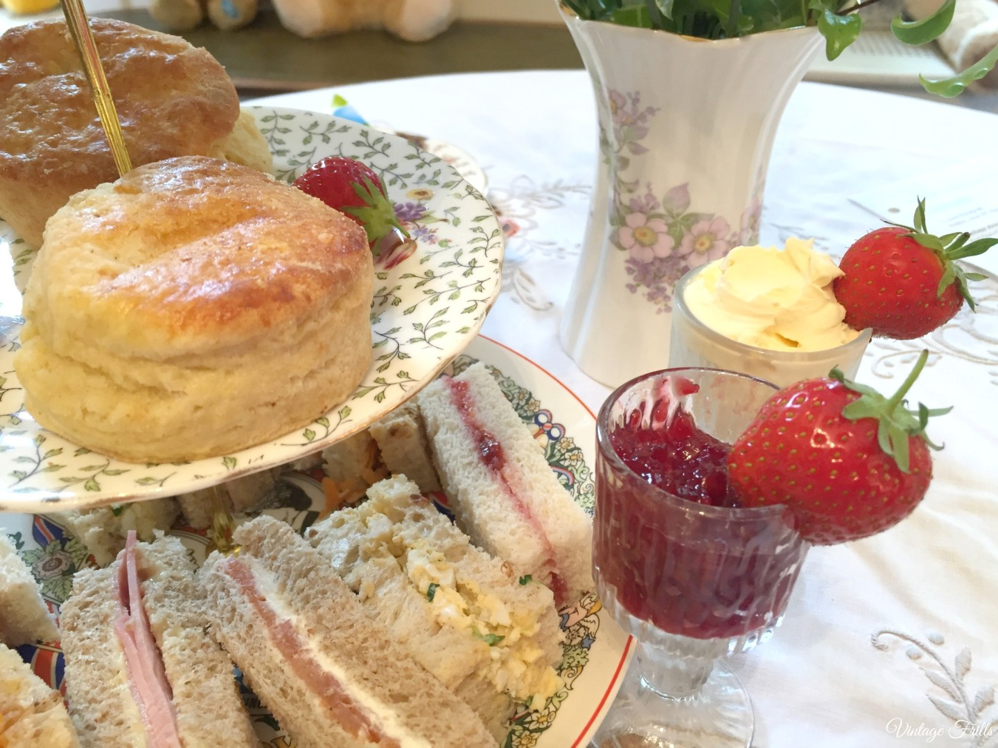 Little Nan's Afternoon Tea