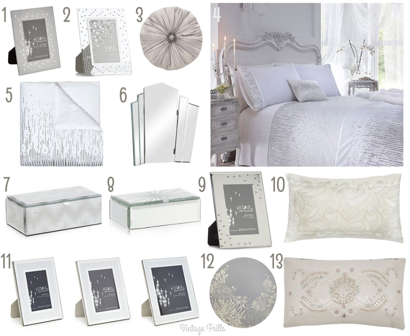 Get The Look Old Hollywood Decor