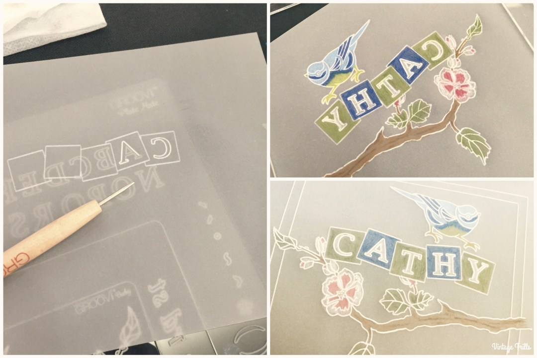 Hochanda Press Day Clarity Stamp