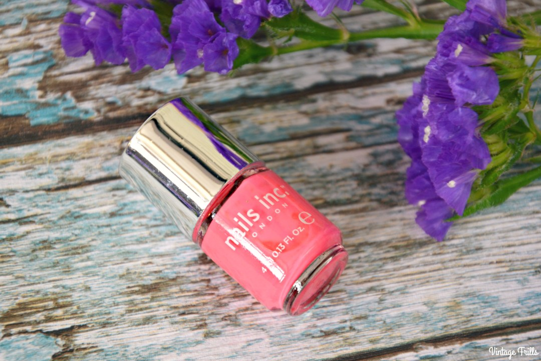 July Birchbox Nails Inc Nail Varnish
