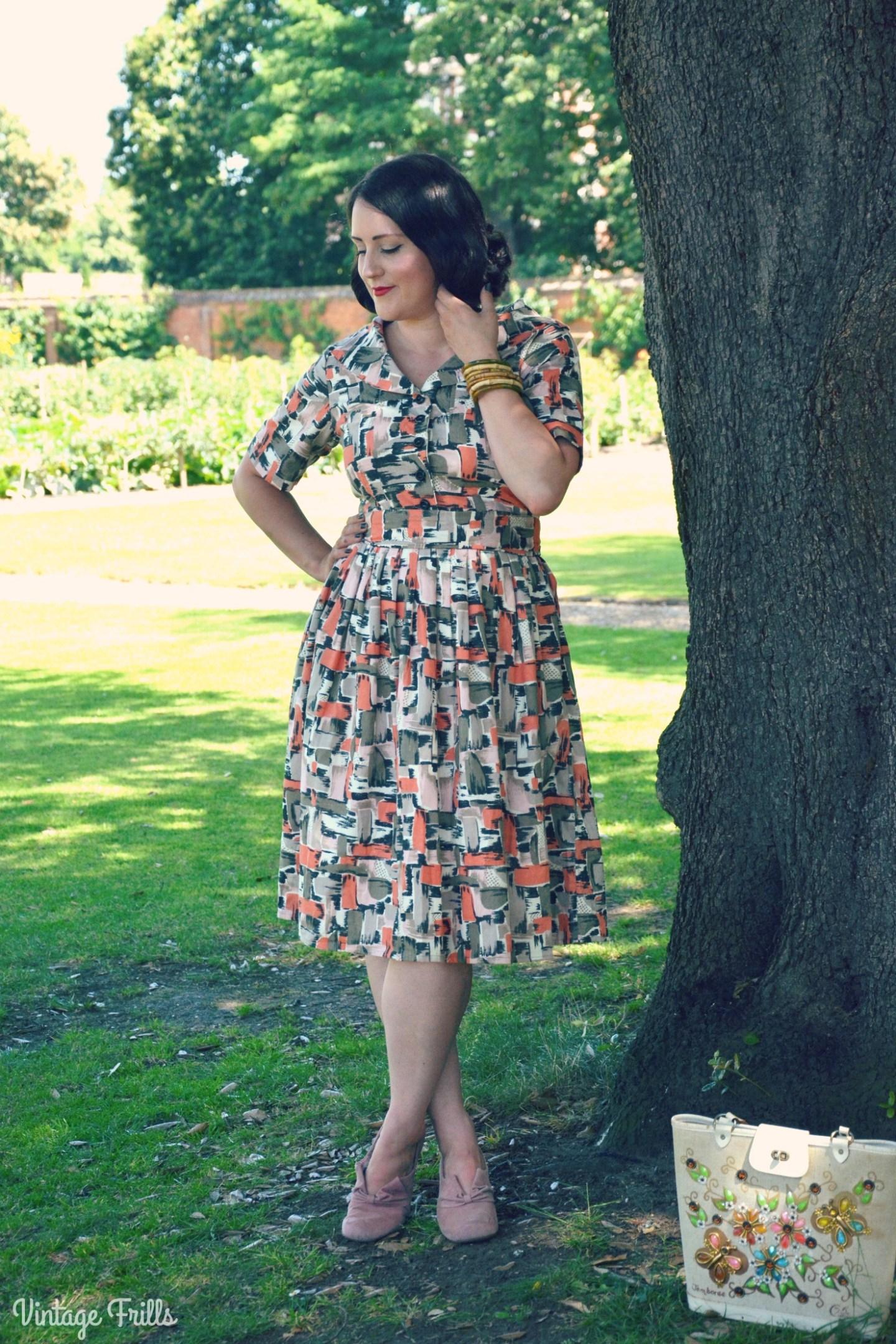 Love ur Look 50s Style Dress
