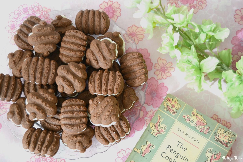 Cookie Press Vintage Chocolate Biscuit Recipe