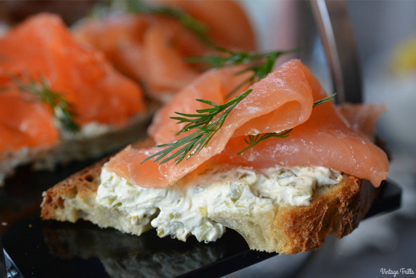 York and Albany Smoked Salmon