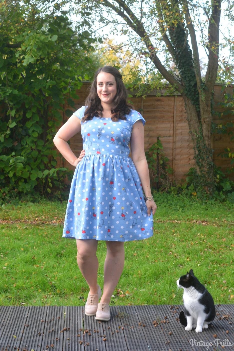 Disney x Cath Kidston Winnie the Pooh Dress