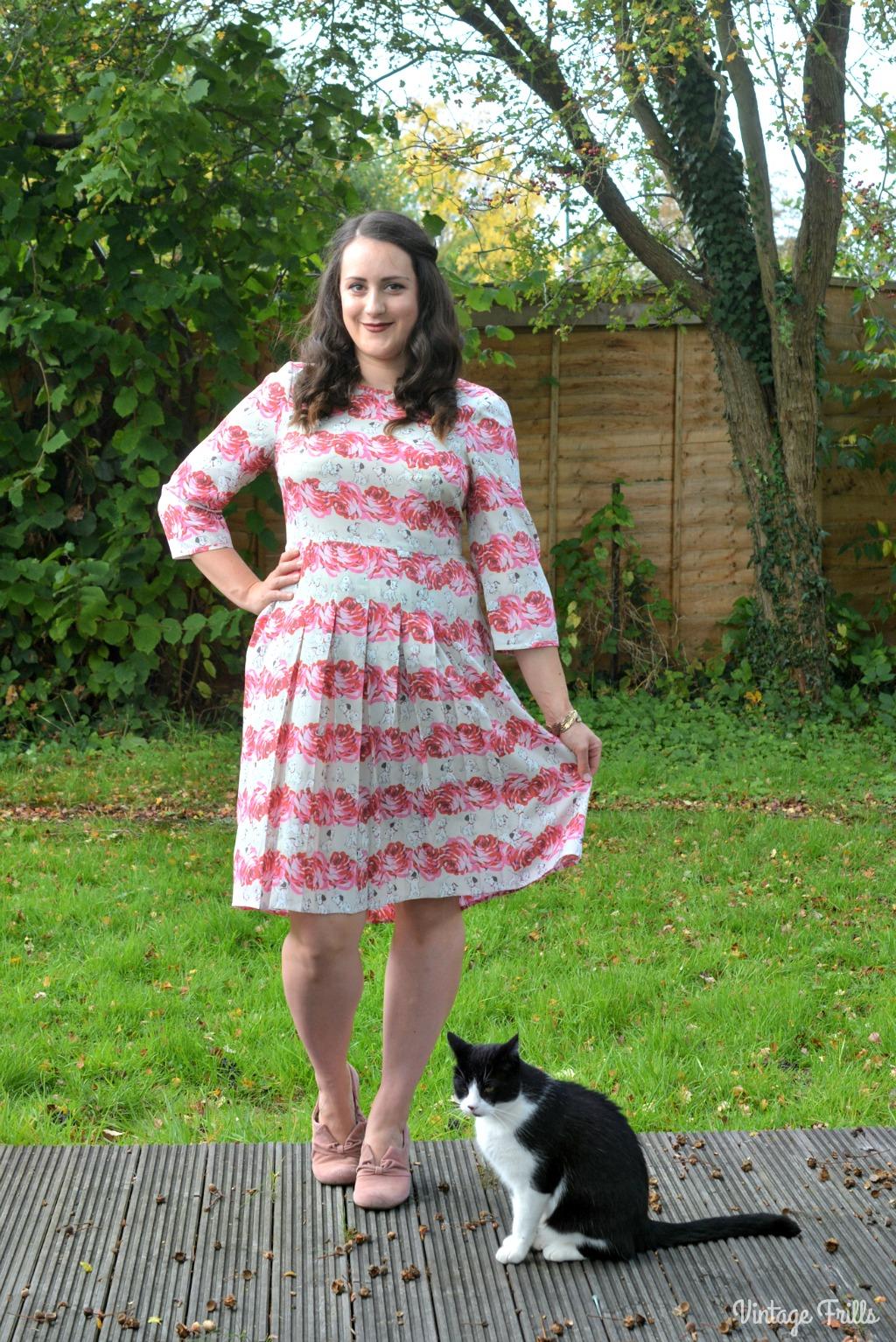 Disney x Cath Kidston 101 Dalmatians Dress