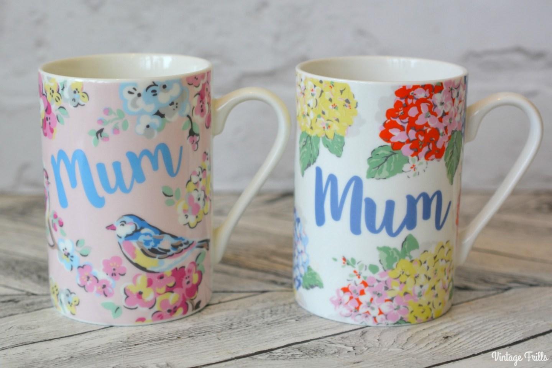 Cath Kidston Mum Mugs