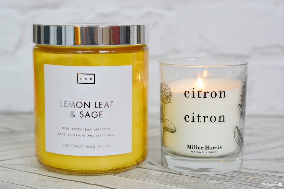 February 2018 Beauty Favourites | Miller Harris Citron Citron Candle