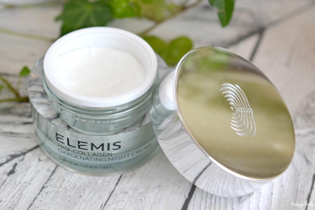 February 2018 Beauty Favourites | Elemis Pro-Collagen Oxygenating Night Cream