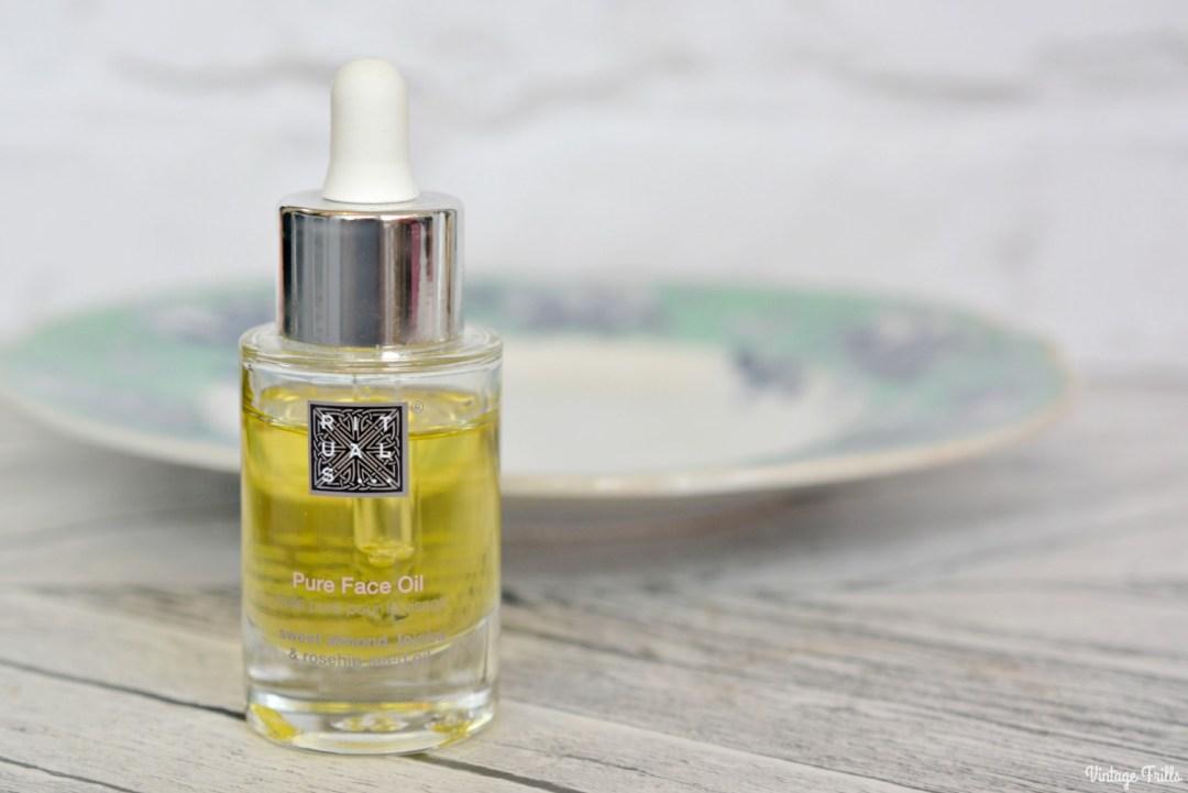 February 2018 Beauty Favourites | Rituals Pure Face Oil