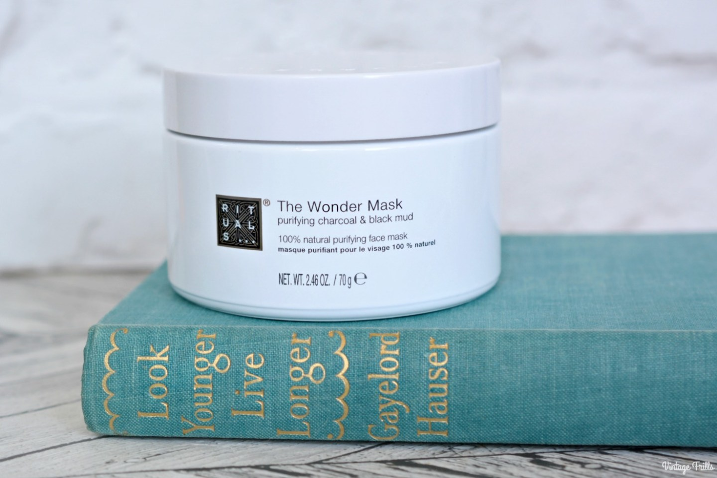 February 2018 Beauty Favourites | Rituals The Wonder Mask