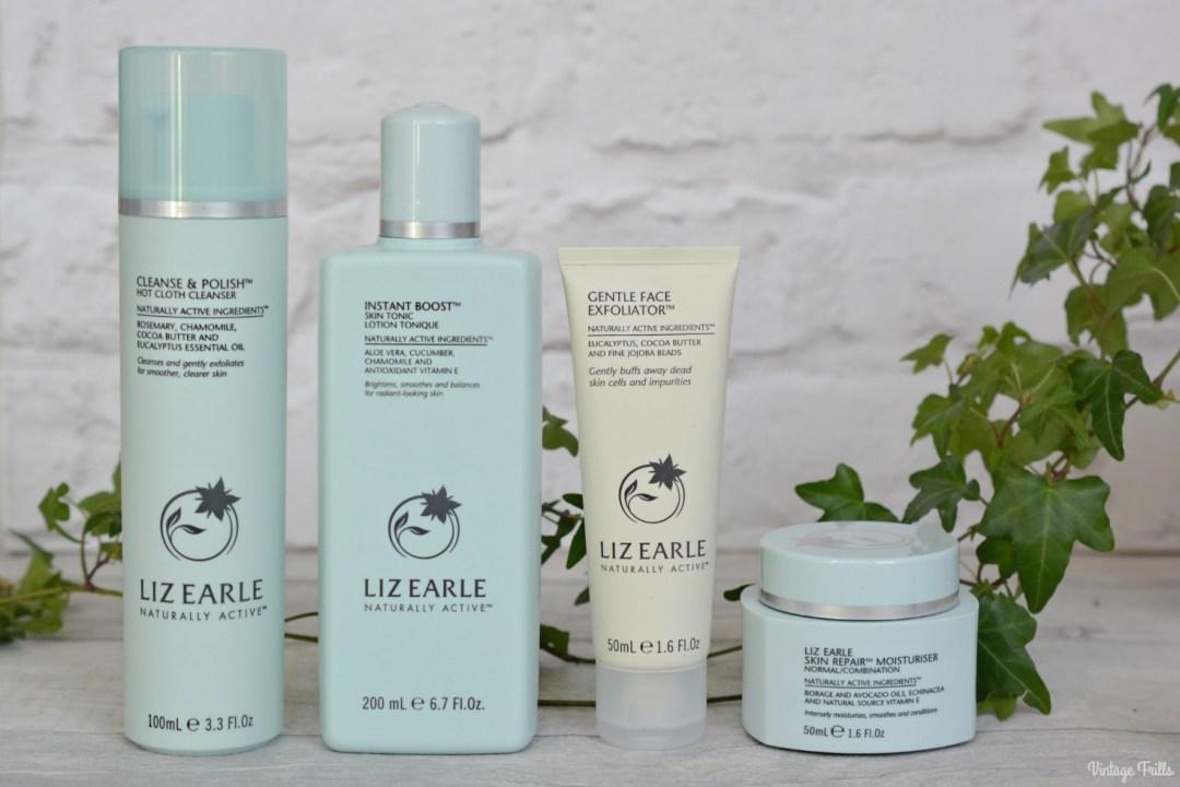 Beauty Favourites Liz Earle