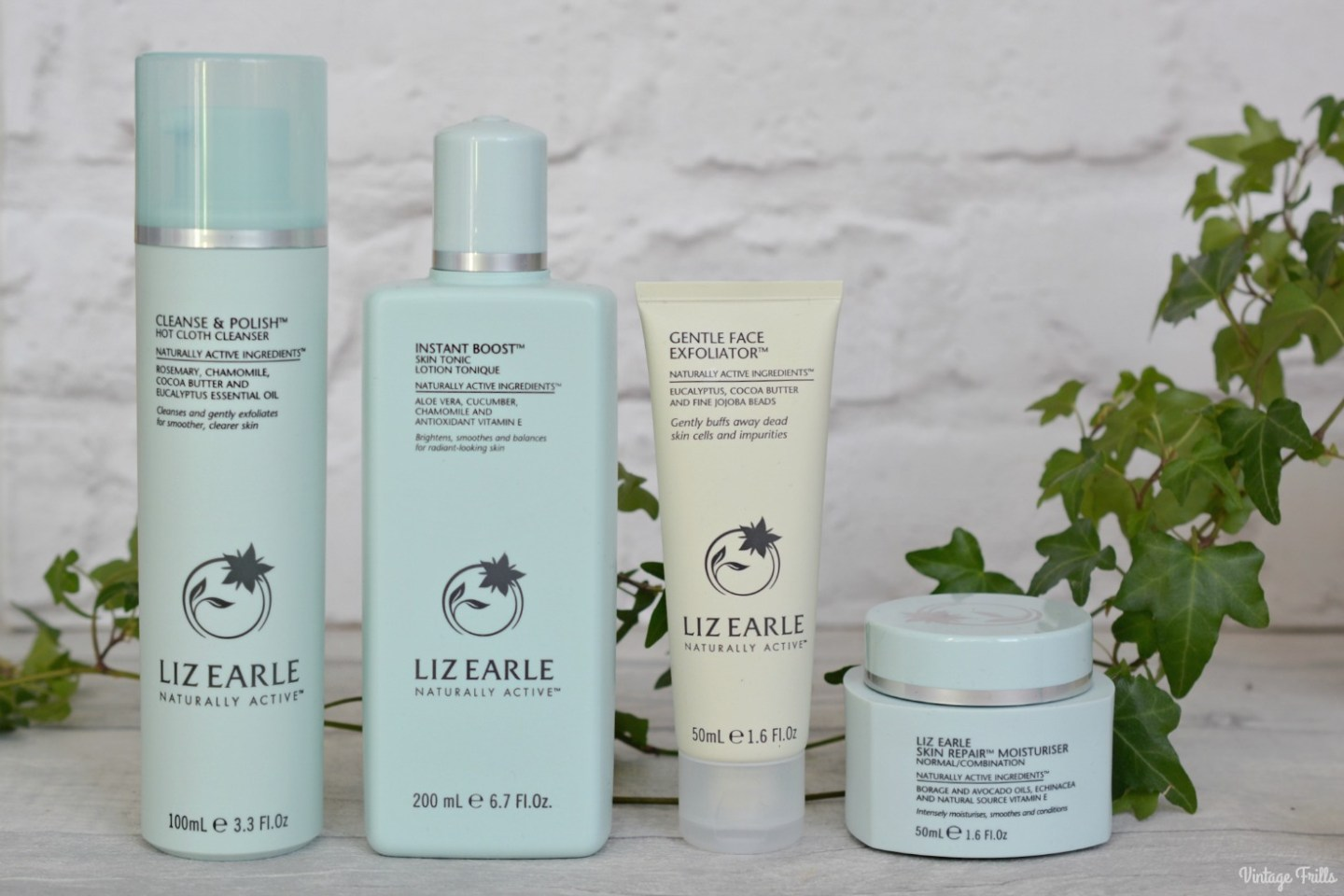 Beauty Favourites Liz Earle