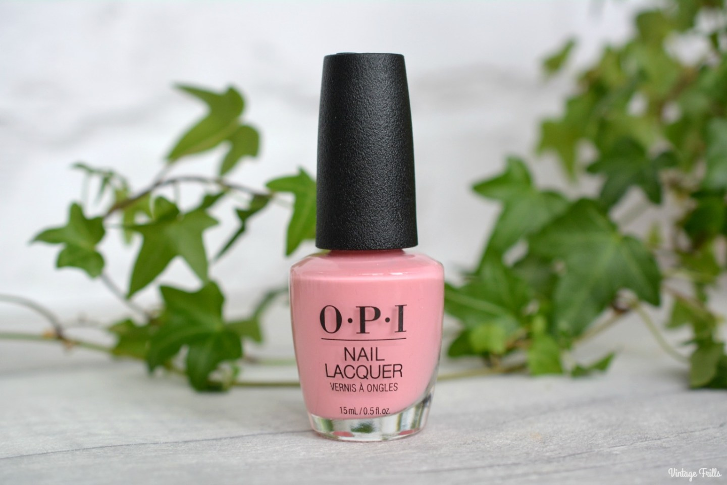 Beauty Favourites | O.P.I Grease Collection Nail Lacquer | Pink Ladies Rule The School